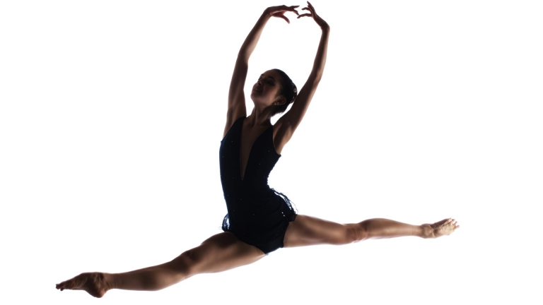 Ballett-Aufführung in Freiburg bei Ballettschule Krain