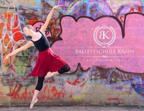 NEU ab 11. März: Basic Ballett Kinder und Jugendliche