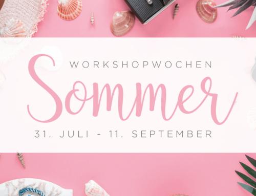 Sommerwochen – Stundenplan